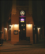 Eingang - Smuggler's Irish Pub - Weimar